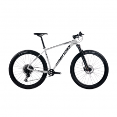 Bicicleta MENDIZ X10.04 Blanco Negro