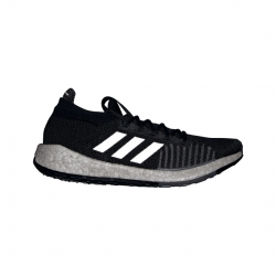 Adidas Pulseboost HD Black White Running Shoes