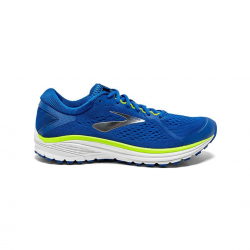 Zapatillas Brooks Aduro 6 Azul Lima OI20