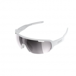 POC DO Half Blade White Glasses