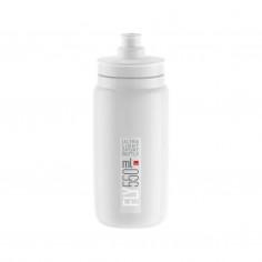 Bidón Elite Fly Blanco Gris 550 ml