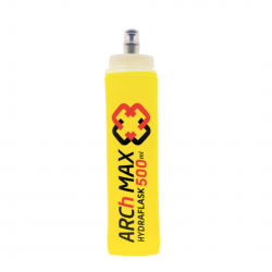 Arch Max Soft Flask 500 Ml Yellow Bottle
