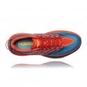 Zapatillas Hoka One One Speedgoat 4 Azul Rojo PV21