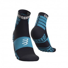 Compressport Training Socks 2 Pack Blue