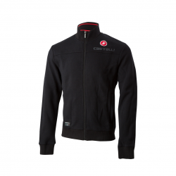 Milano Track Jacket Black