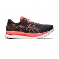 Asics GlideRide Tokyo Running Shoes Black Pink SS21