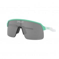 Gafas Oakley Sutro Lite Negro Azul celeste blanco Lentes Prizm negro