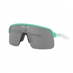 Oakley Sutro Lite Glasses Black Sky blue white Black Prizm lenses