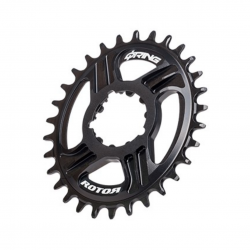 Plato Rotor QRings DM Sram 3mm 34T negro