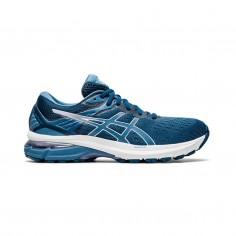 Asics GT-2000 9 Blue Gray Women's Running Shoes