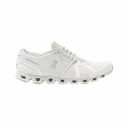 ON Cloud White Gray Sneakers
