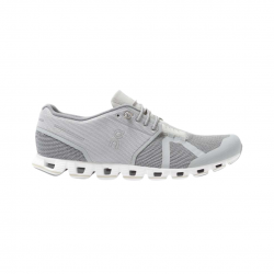 ON Cloud Trainers Gray Silver