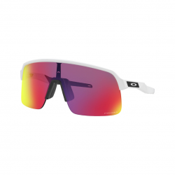 Oakley Sutro Lite Glasses Matte White Prizm Road Lenses