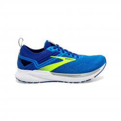 Brooks Ricochet 3 Shoes Blue Green