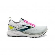 Brooks Ricochet 3 Shoes Gray Pink