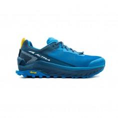 Zapatillas Altra Olympus 4 Azul Amarillo