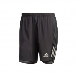 Adidas Own the run Two-in-One Shorts Black Gray