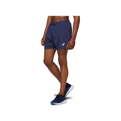 Asics Silver 5IN Turquoise Shorts