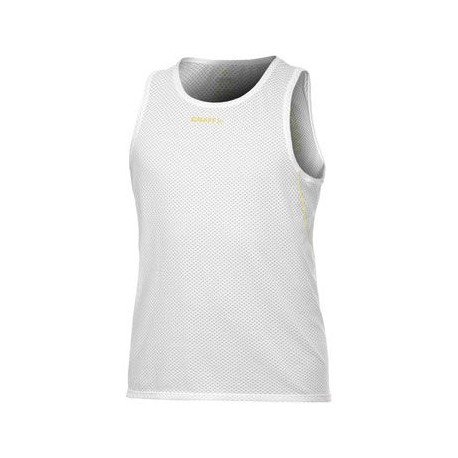 Camiseta Performance Run sublimated Singlet hombre Craft