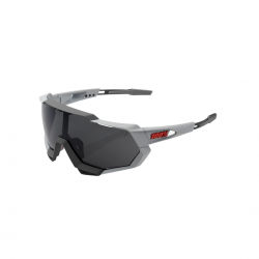 100% Speedtrap Matte Metallic Into the Fade Goggles - Topaz Blue Multilayer Lenses