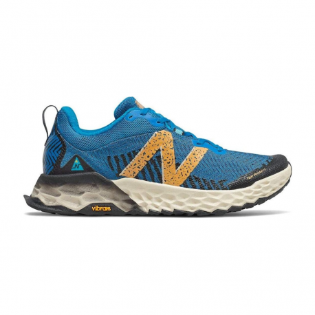 Zapatillas New Balance Fresh Foam Hierro V6 Azul PV21