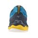 Zapatillas Mizuno Wave Mujin 7 Azul claro Amarillo Fluor PV21