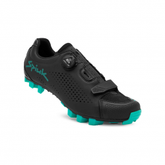 Spiuk Mondie MTB Black Turquoise Shoe