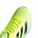 Adidas Adizero Boston 9 Sneakers Black Yellow Fluor Blue SS21