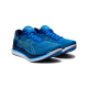 Asics GlideRide Running Shoes Blue Black SS21