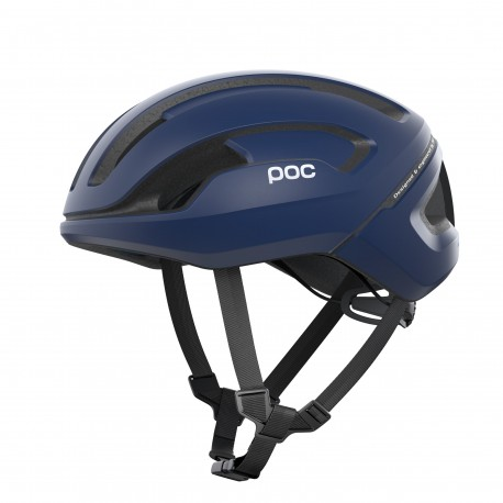 Casco POC Omne Air Spin azul metalizado