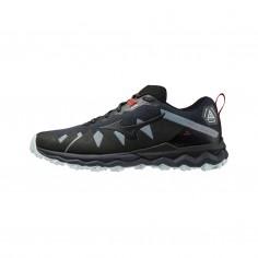 Zapatillas Mizuno Wave Daichi 6 Negro Gris PV21