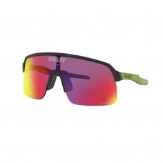 Oakley Sutro Lite Origins Matte Pink Glasses Prizm Road Lenses