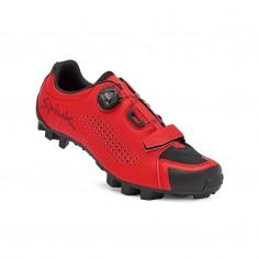 Zapatillas Spiuk Mondie MTB Rojo Negro