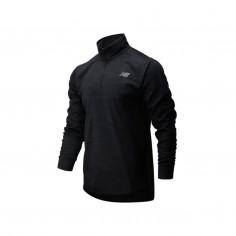 New Balance Tenacity Quarter Zip Jacket Black