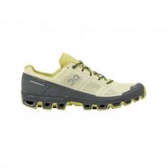 On Cloudventure Sneakers Beige Gray