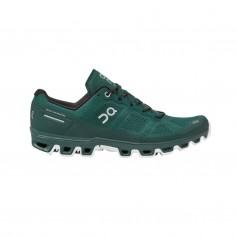 Zapatillas On Cloudventure Verde Oscuro