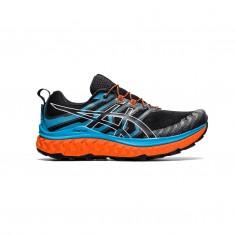 Asics Trabuco Max Shoes Black Blue Orange SS21