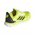 Adidas Terrex Agravic Flow Running Shoes Yellow Black SS21