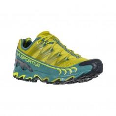 La Sportiva Ultra Raptor Running Shoes Green Blue SS21