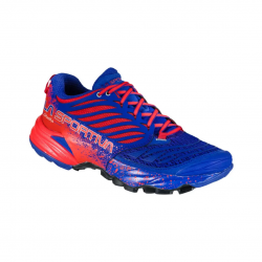La Sportiva Akasha Blue Red SS21 Woman Shoes