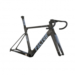Factor Ostro VAM Carbon Disc Fork and Frame Kit