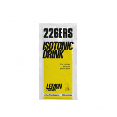 226ers Bebida Isotónica Limón 20g