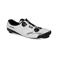 Bont Vaypor + White Sneakers