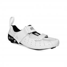 Bont Riot TR Triathlon Shoes White Black