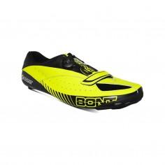Bont Blitz Trainers Yellow Black