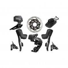 SRAM Force eTap AXS HRD FM 2x12 velocidades set de grupo de cambios