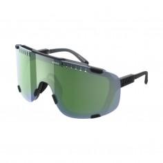 POC Devour Black Glasses Green lenses