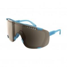 Gafas POC Devour Azul lentes Marrón