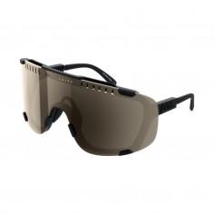 POC Devour glasses Black Brown lenses
