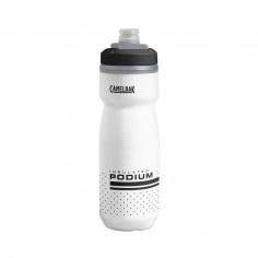 Camelbak Podium Chill 0.62 L Water Bottle White Black